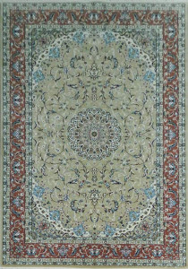 Shah Abbasi Collection X 042/1414 beige
